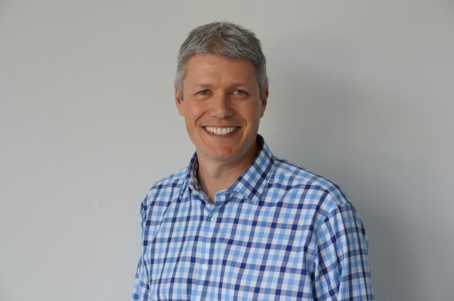 Andrew McPherson, co-founder of Industry Connect